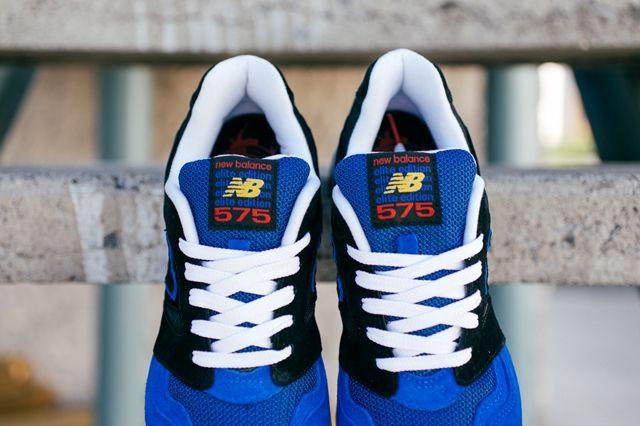 New Balance 575 Blue Black 6