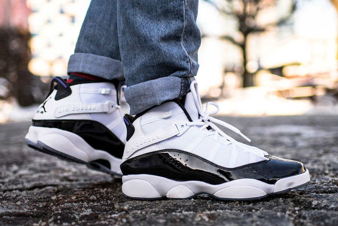 Air Jordan 6 Rings Concord Sneaker Freaker 3