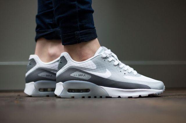 Nike Am90 Br Cool Grey Wolf Grey 4