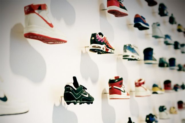 Mark Parker Nike Office 14 1