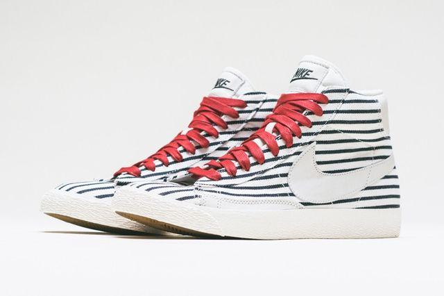 Nike Blazer Mid French Open Bumper 4