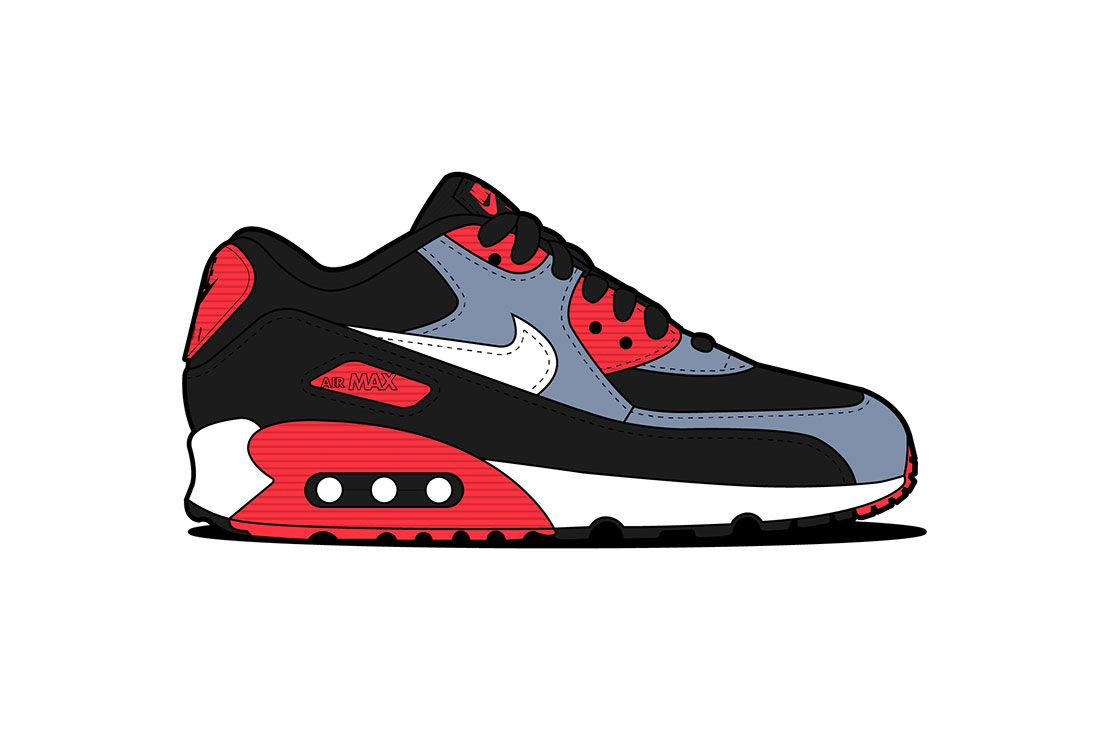 Air Max 90 03 Reverse Infrared