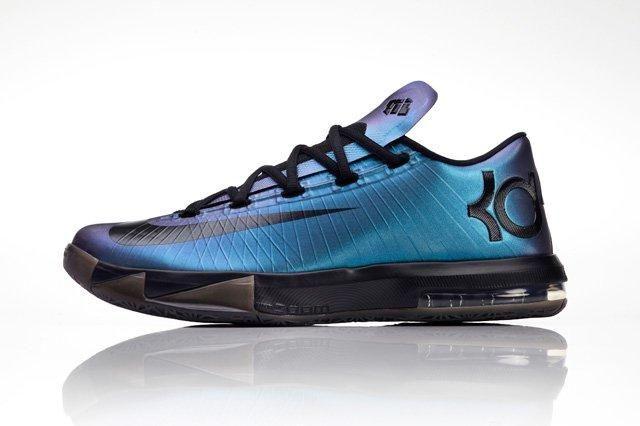 Nike Kd Vi Nikeid Chroma Material Debut 3