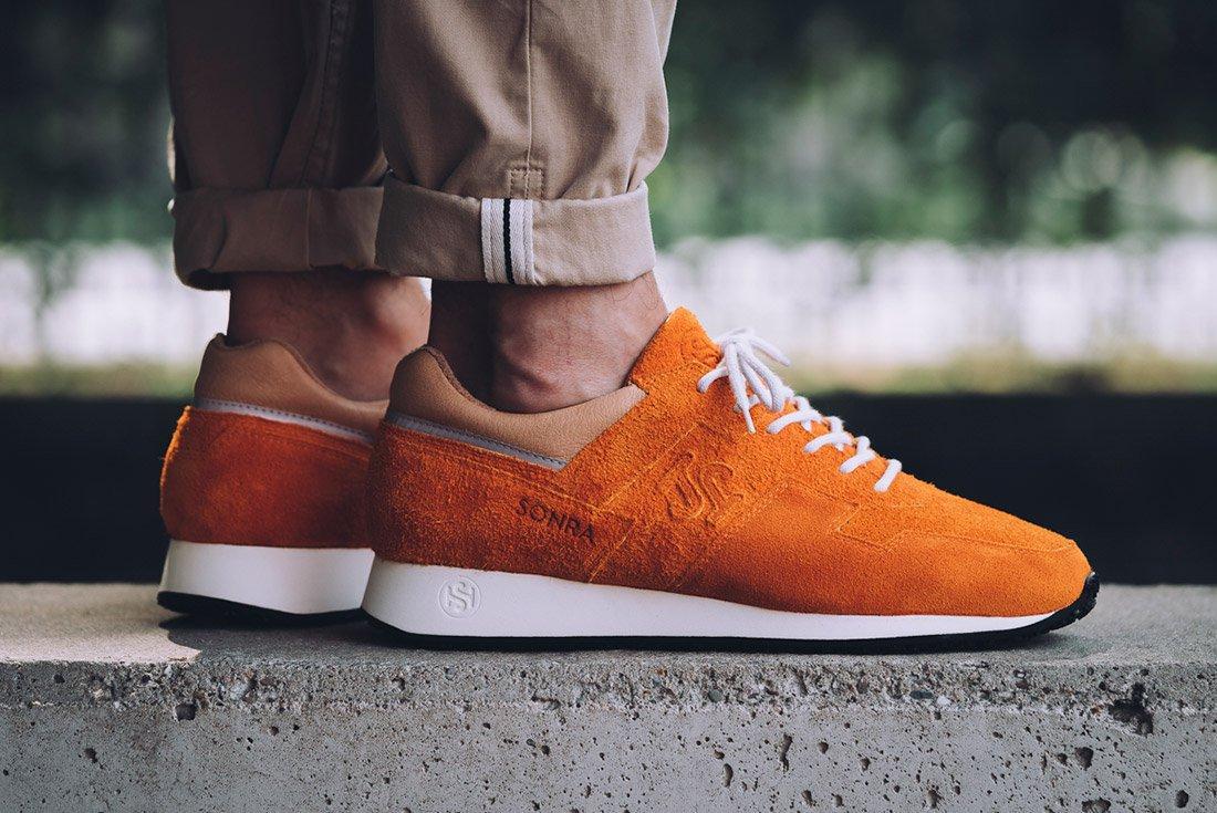 Sonra Proto Pumpkin Orange 1