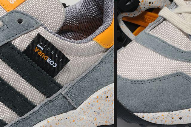 Adidas Originals Zx 500 Trail Slate Grey Mango