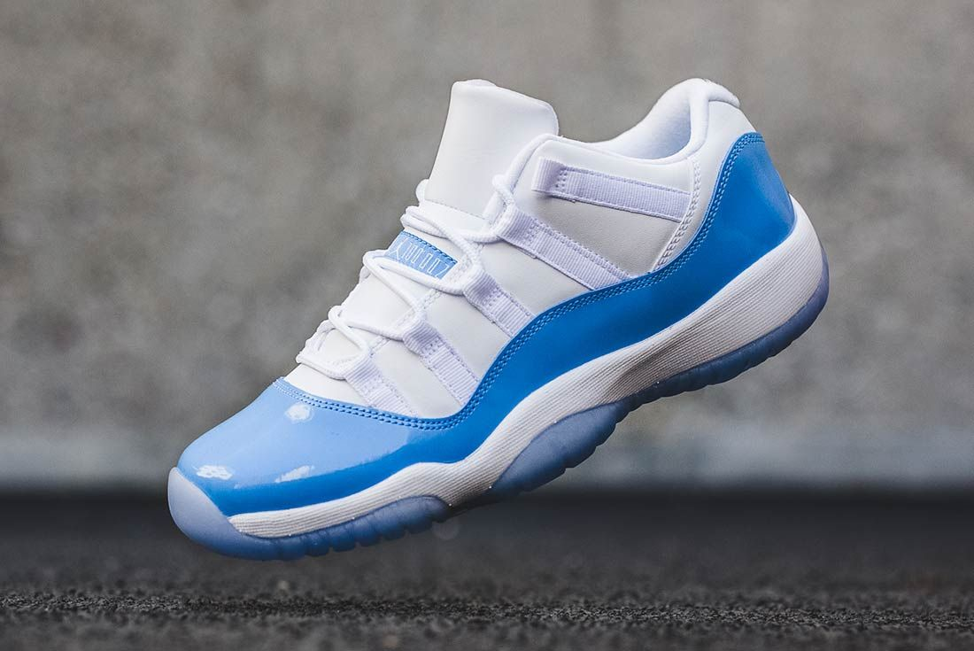 Air Jordan 11 Low University Blue 3 2