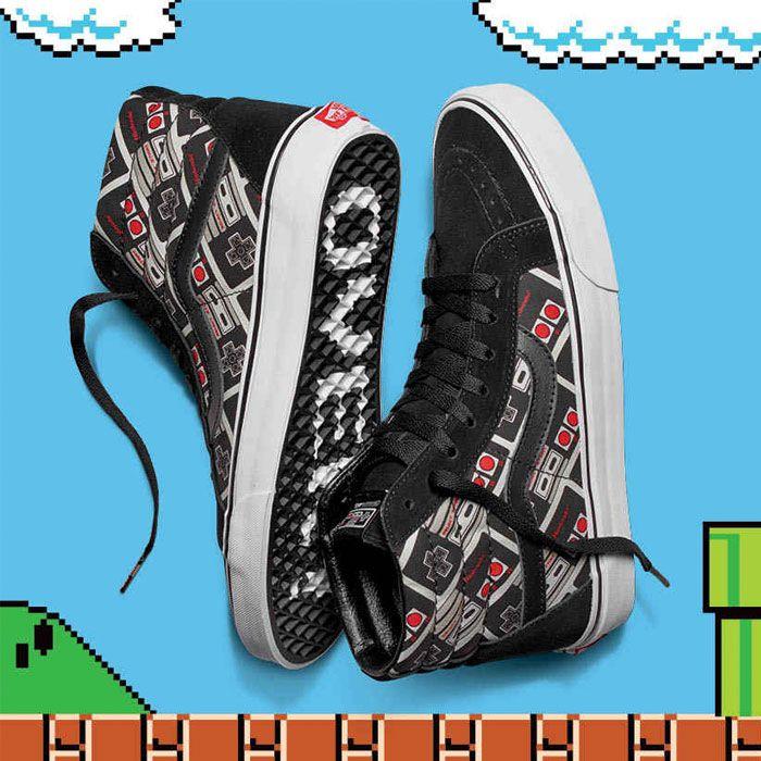 Nintendo X Vans Pack 2