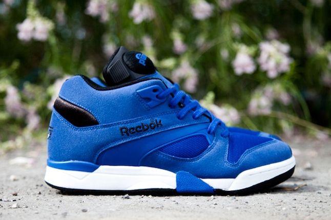 Reebok Court Victory Pump Blue 1