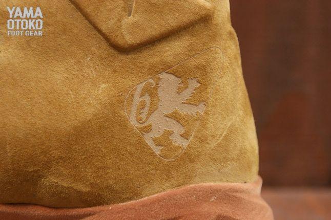 Nike Lebron X Brown Suede Detail 1