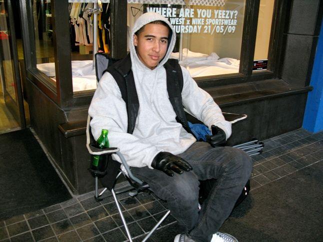 Auckland Yeezy Launch 10