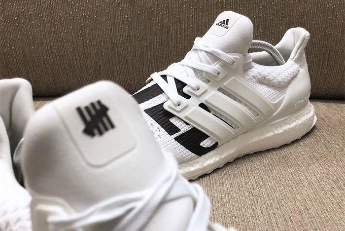 Undefeated X Adidas Ultraboost White Black Release Details Sneaker Freaker 5