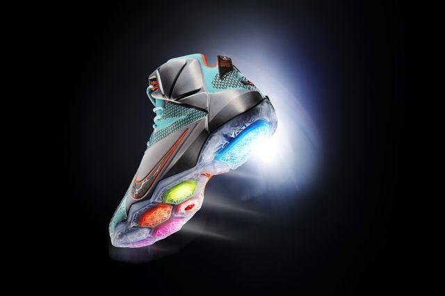 Nike Lebron 12 Official Unveil Graphics 2