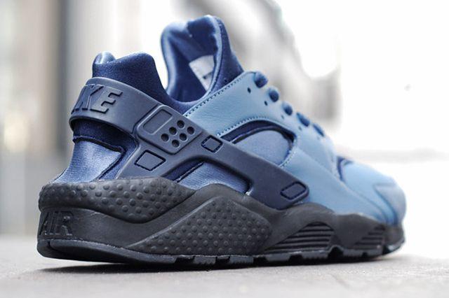 Nike Air Huarache Slate Blue 4