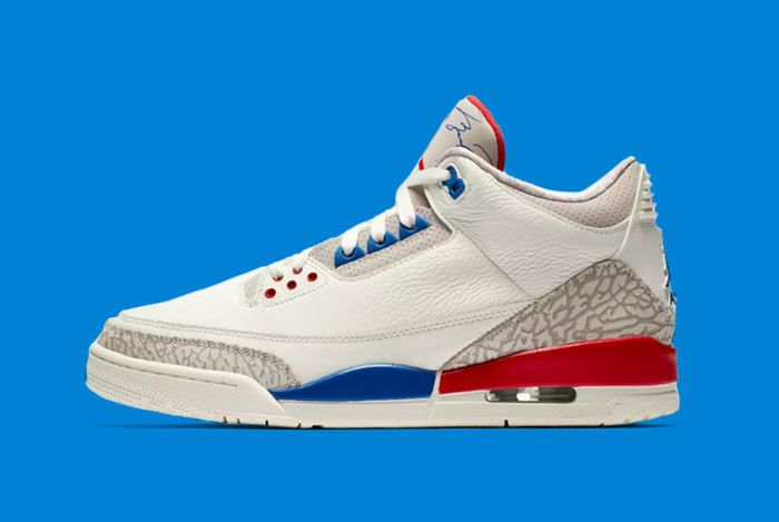 Air Jordan 3 International Flight 2
