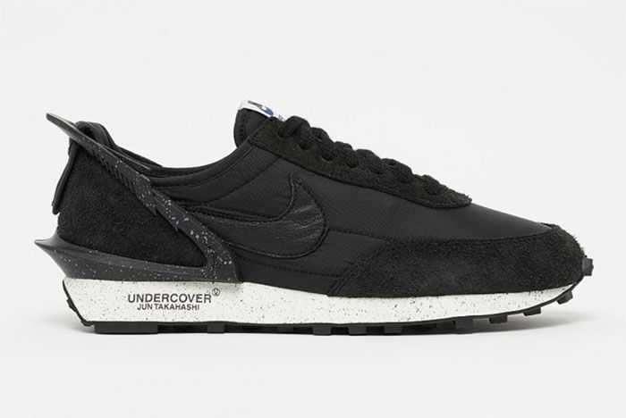 Triple Black Undercover Nike Daybreak Back To School