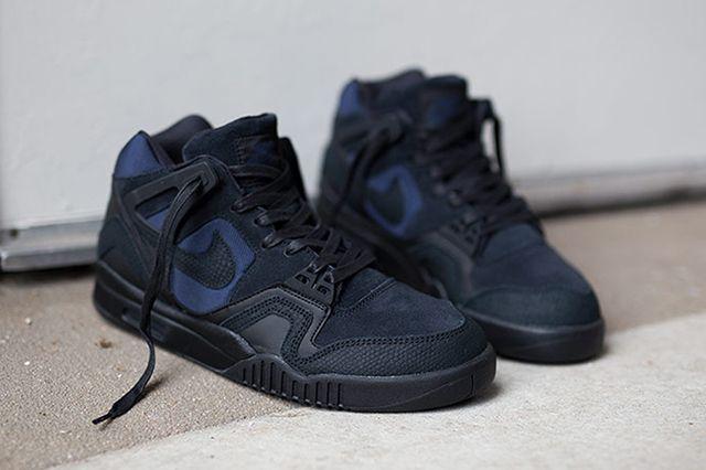 Nike Air Tech Challenge Ii Black Obsidian 3