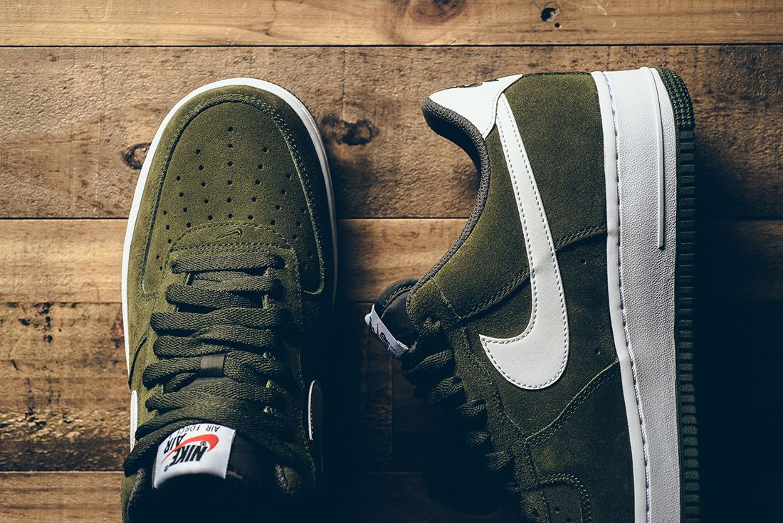Nike Air Force 1 Cargo Khaki1