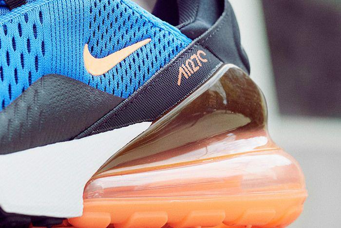 Nike Air Max 270 Knicks Small