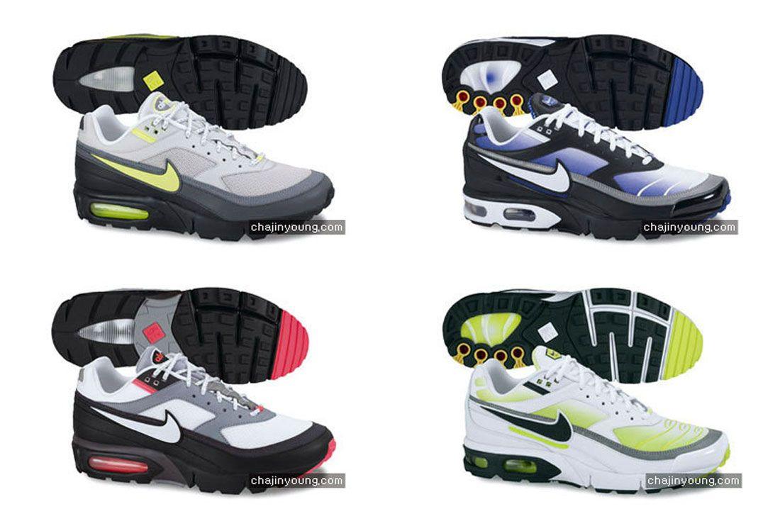 Nike Air Max BW Modular 95 98