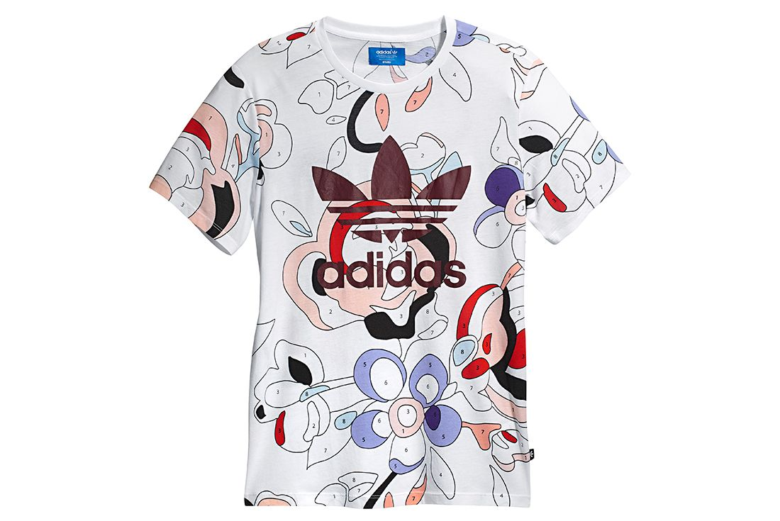 Rita Ora X Adidas Originals Colour Paint Pack13