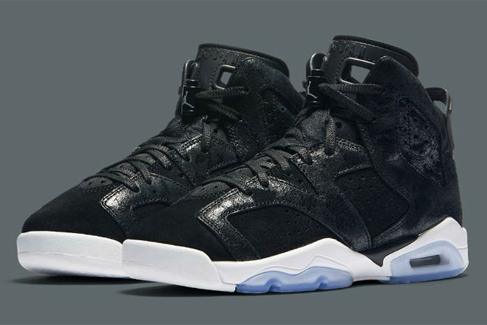 Air Jordan 6 Heiress 1
