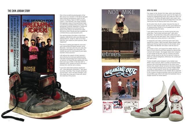 Made For Skate The Book Interview 8
