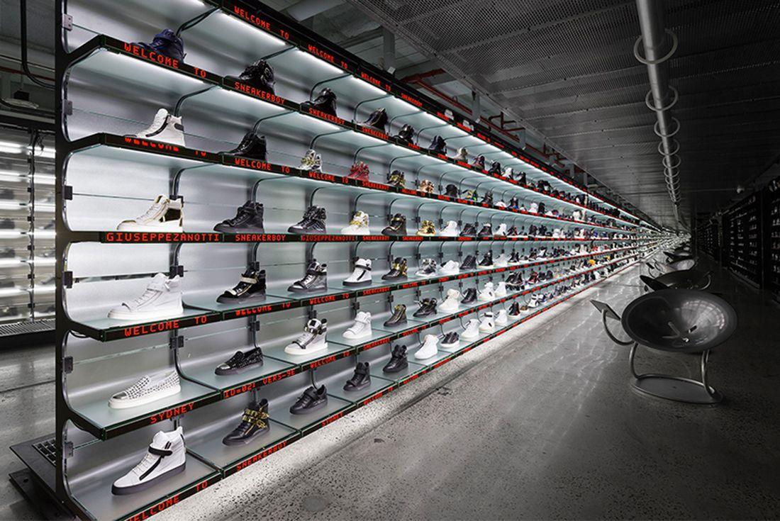 Sneakerboy Store Sydney