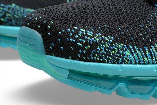 Nike Flyknit Max Turbo Green 2