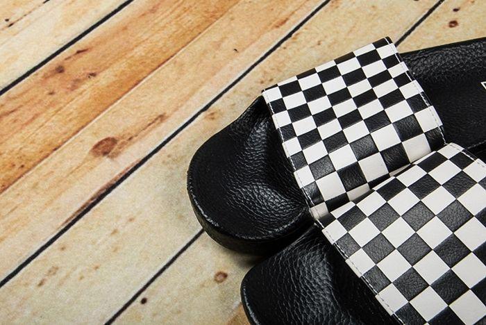 Vans Slide On Checkerboard 1