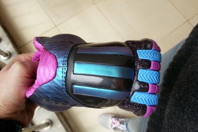 Adidas D Rose 3 5 Iridescent Heel Profile 1