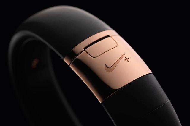 Nike Le Fuelband Se Rose Gold 2