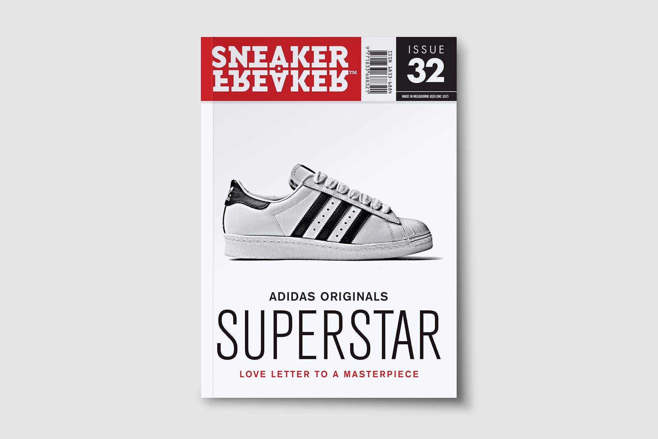 Sneaker Freaker Issue 31-40