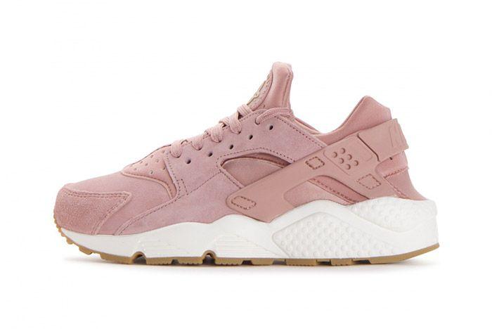 Nike Air Huarache Run Particle Pink4