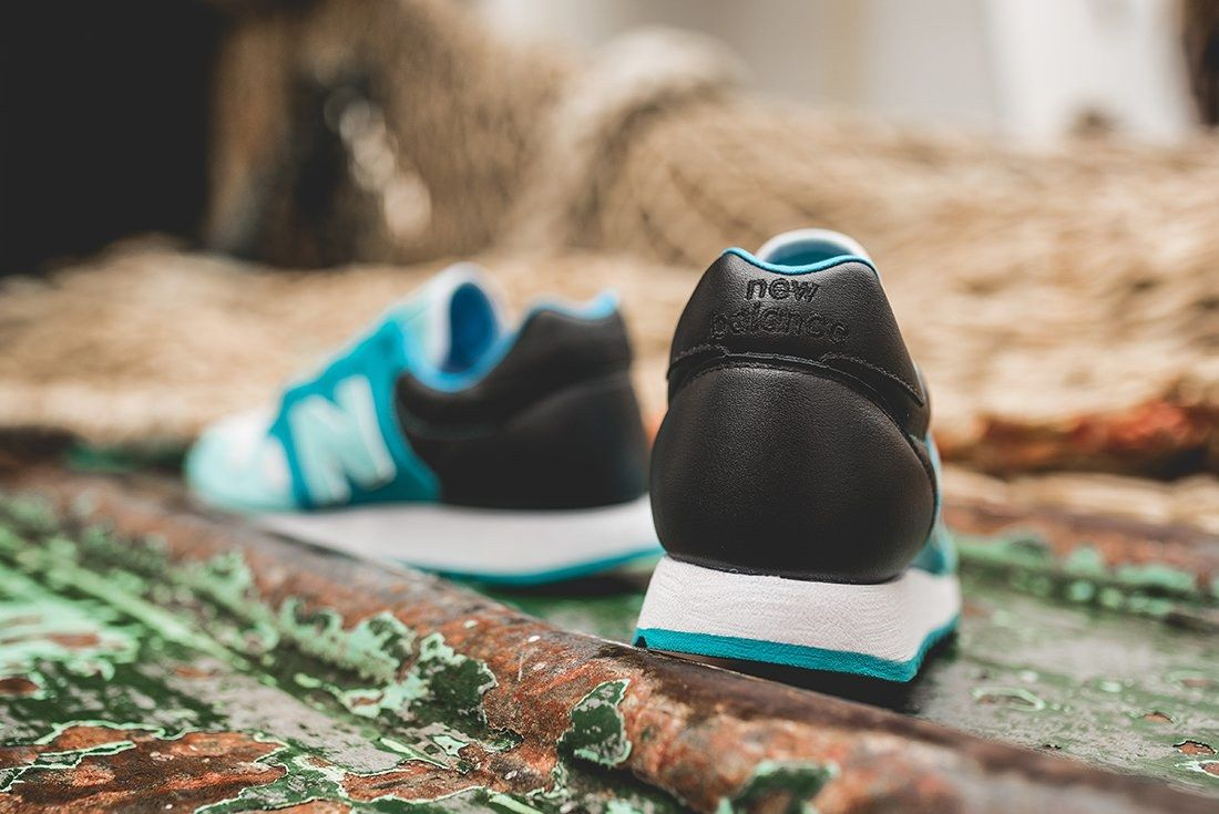 Hanon X New Balance U520 Hnf Fishermans Blues 7