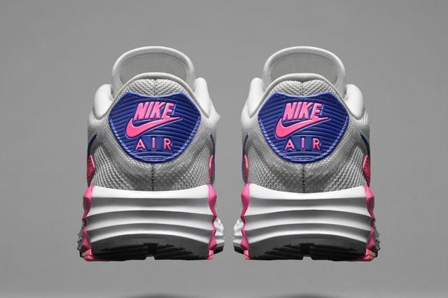 Nike Air Max Lunar90 Womens Heel