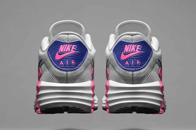 Nike Air Max Lunar90 Womens Heel