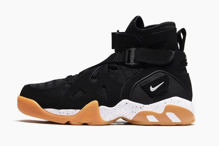 Nike Air Unlimited Black Gum Wmns 2