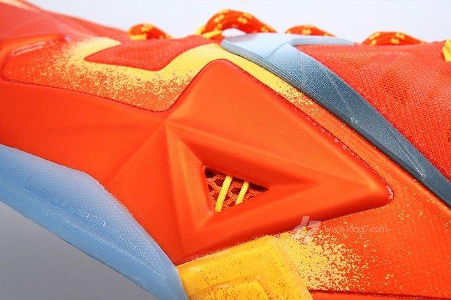 Nike Lebron Xi Preheat 3
