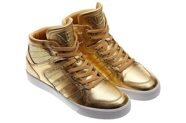 Justin Bieber X adidas Neo (Gold) - Sneaker Freaker