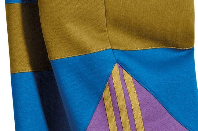 Adidas Jeremy Scott Logo Sweatpants 1 1