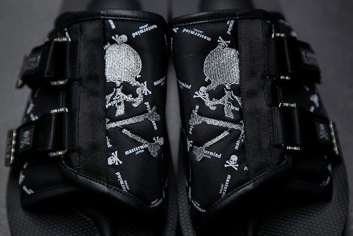 Suicoke Mastermind Kaw Exclusive Straps