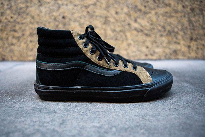 Vans Engineered Garments 2016 Sk8 Hi Lx 11
