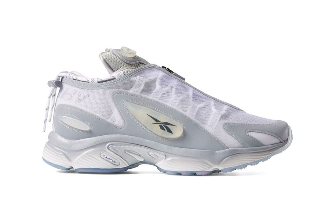 Misbhv Reebok Daytona Dmx White Lateral Side Shot