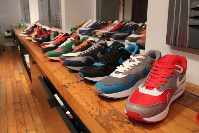 Sneaker Box Clyde Nike Id Clark Kent 5 1