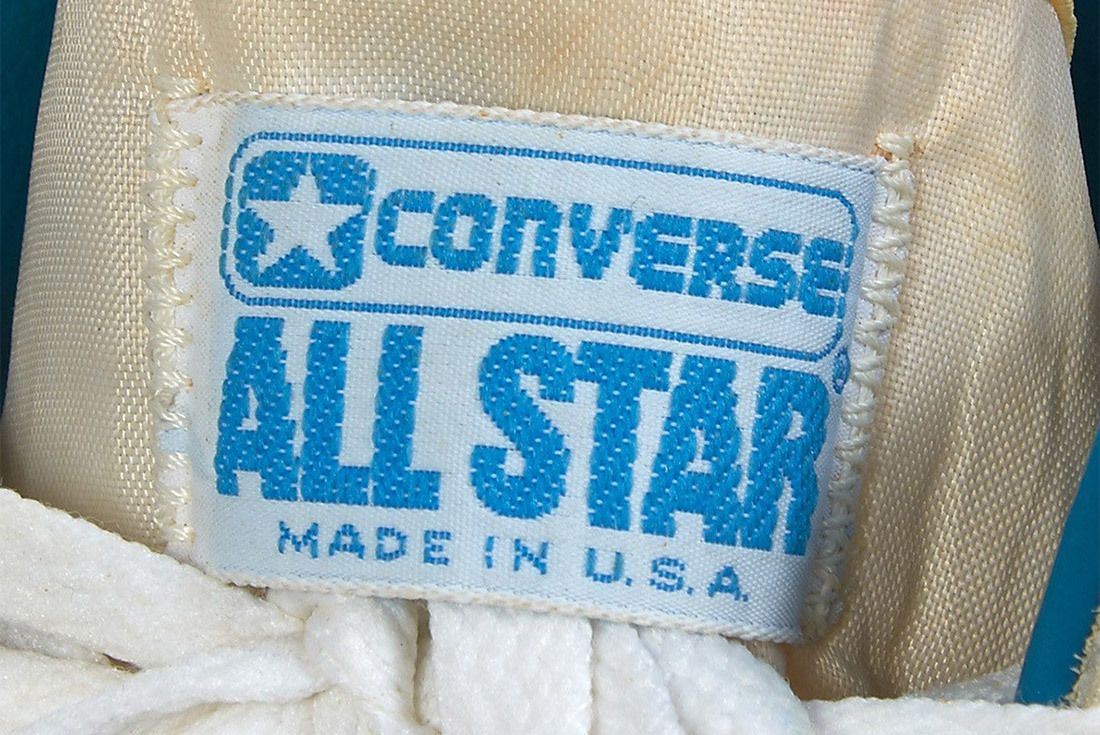 1981 82 Michael Jordan Signed Inscribed Pair Of North Carolina Tar Heel Game Worn Shoes From Freshman Ncaa Championship Season 3