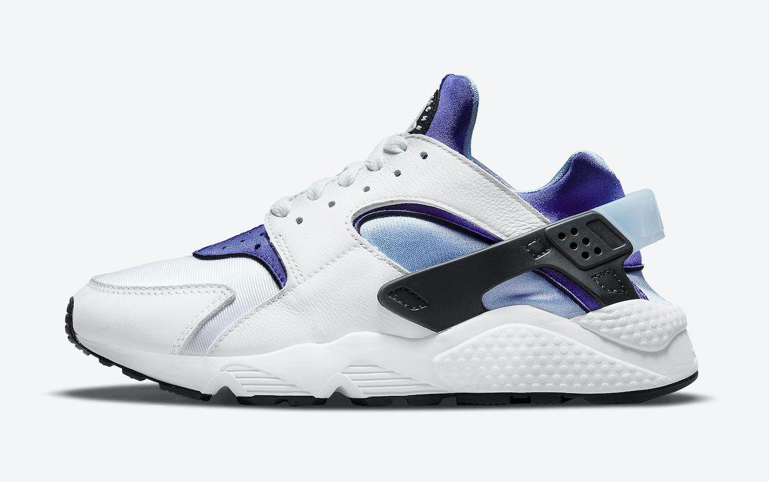 Nike Air Huarache Aluminum