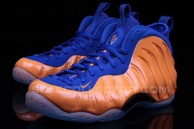 Spike Lee Foamposite Knicks 01 1