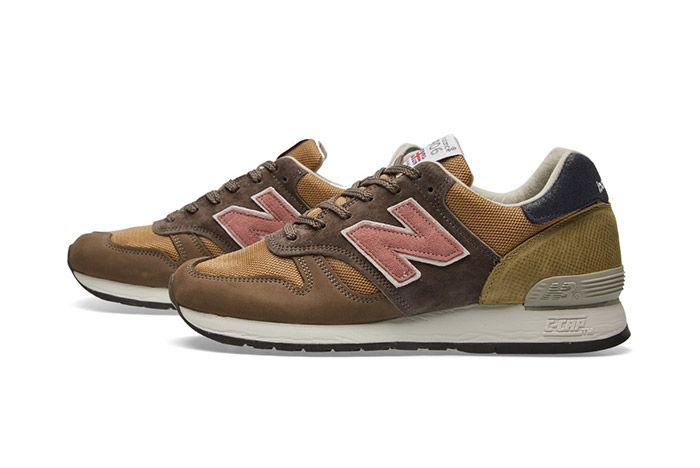 New Balance Made In England Surplus Pack Grey Beige 670 4