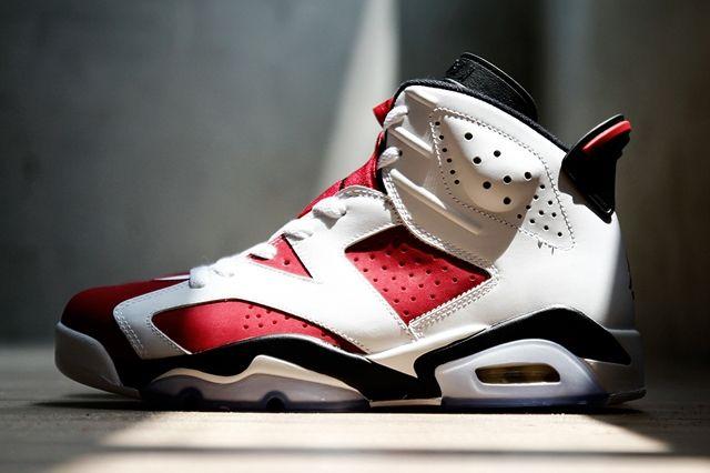 Air Jordan 6 Retro Carmine 5
