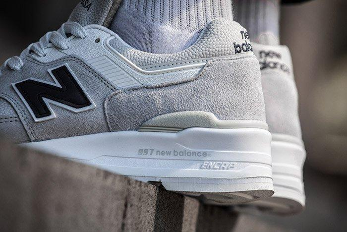 New Balance 997 Made In Usa Off White 7